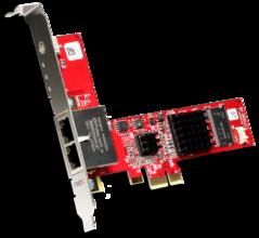 CIFX 50E-RE\ET PC card for ext. temperature PCI Express - EtherCAT Image
