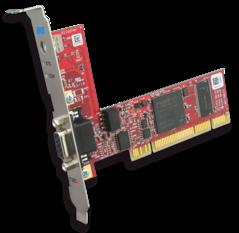 CIFX 50-DP PC card PCI - ProfiBus Image