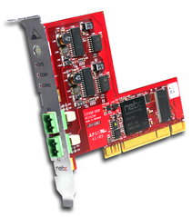 CIFX 50-2ASM Dual-channel PC card PCI - AS Image
