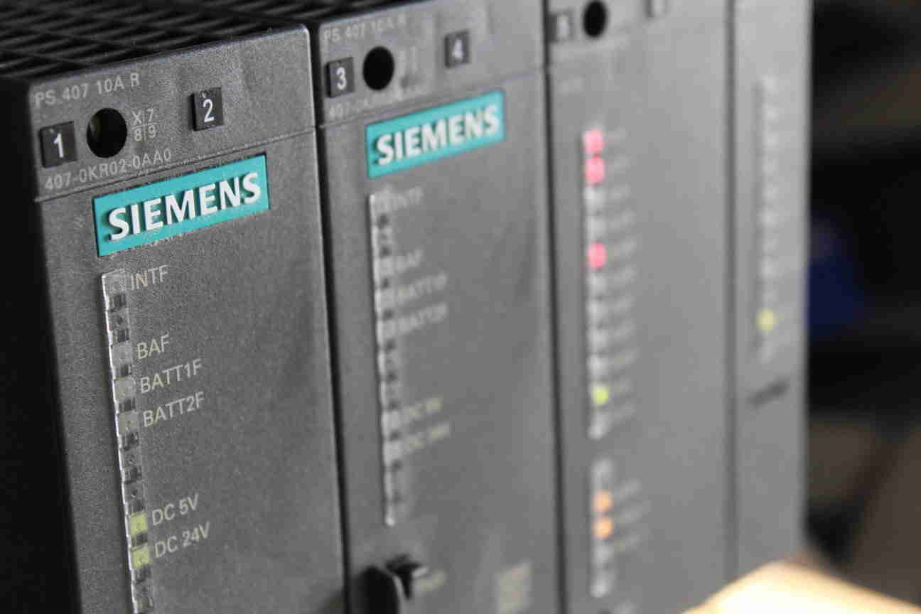 PLC Siemens SistelCONTROL