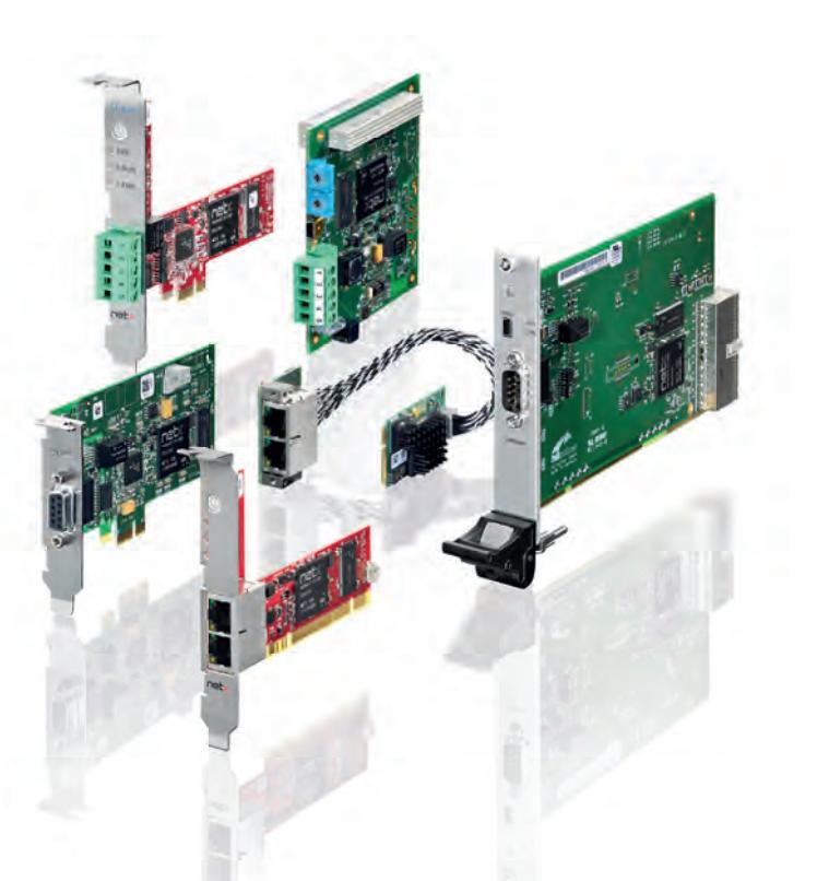 SistelCONTROL | CIFX - Tarjetas PC